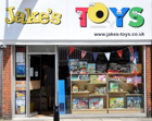 Outside Jakes Toys