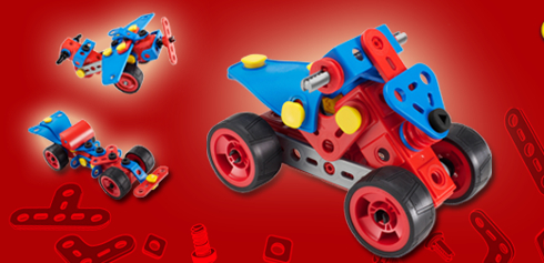 Meccano at Jakes Toys